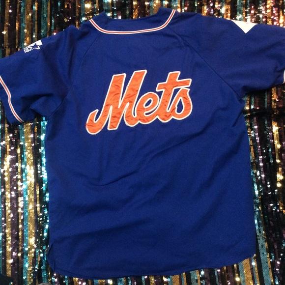 competitive price fe587 81fdf Starter Baseball Jersey Mets 90s vintage